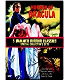 Hammer Horror Collection (Curse of Frankenstein / Horror of Dracula / The Mummy [1959])