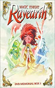 Magic Knight Rayearth - Memorial Collection 1