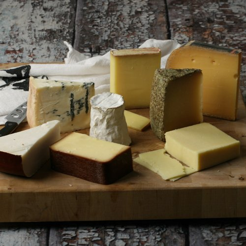 igourmet's Favorites - 8 Cheese Sampler (56 ounce) (Shredded Gruyere Cheese compare prices)