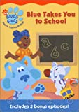 Blue's Clues: Blue Takes You to School [DVD] [Import]