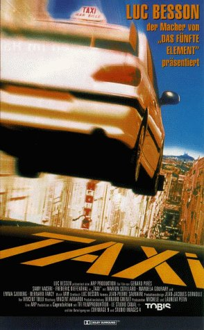 Taxi [VHS]