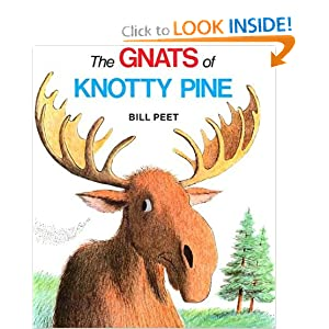 The Gnats of Knotty Pine Bill Peet
