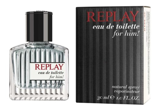 Replay for Him, Eau de Toilette, 30 ml