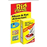 The Big Cheese STV163 Mouse & Rat Attractant Trap Bait