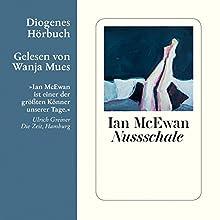 Nussschale Hörbuch von Ian McEwan Gesprochen von: Wanja Mues