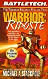 Battletech 38:  Warrior: Riposte (0451456858) by Stackpole, Michael A.