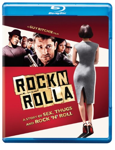 Cover art for  RocknRolla [Blu-ray]