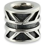 The Hobbit Jewelry Unisex-Bead Zwerg Gloin 925 Sterling Silber 19010023