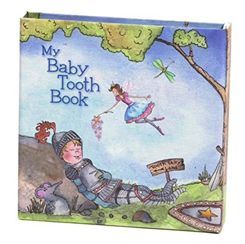 Baby Tooth Album Keepsake Flapbook, Boys Reviews