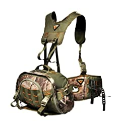 GamePlan Gear Over N Under Fanny Pack, Realtree AP by GamePlan Gear