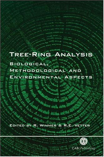 Tree Ring Analysis: Biological, Methodological and Environmental Aspects