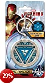 Iron Man Arc Reactor Metal Keyring [ Iron Man Arc Reactor Metal Keyring Portachiavi ]