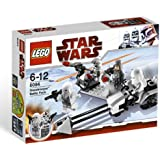 Lego - 8084 - Jeu de Construction - Star Wars - Snowtrooper - Battle Pack