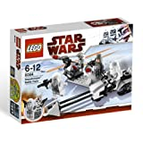 Lego - 8084 - Jeu de Construction - Star Wars TM - Snowtrooper - Battle Packpar LEGO