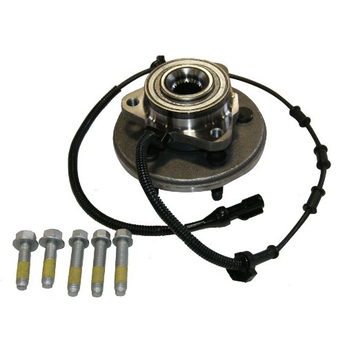 GMB 725-0235 Wheel Bearing Hub Assembly (Wheel Hub Ford Explorer 2009 compare prices)