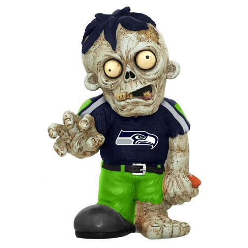 NFL Seattle Seahawks Pro Team Zombie Figurine at Amazon.com