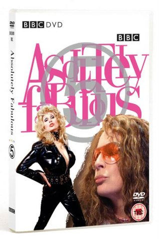 Absolutley Fabulous - Series 5 [DVD] [1992]