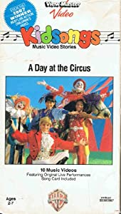 Amazon.com: Kidsongs: A Day At the Circus: Movies & TV