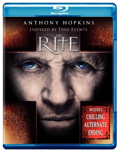 Cover art for  The Rite [Blu-ray]