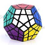 Shengshou Megaminx Black Puzzle Speed...