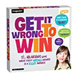 Get It Wrong To Win Boardgame