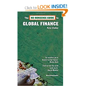 The no nonsense guide to global finance by 