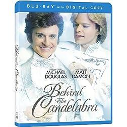 Behind the Candelabra (Blu-ray + Digital Copy)