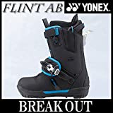 YONEX 15-16 FLINT AB ステップイン STEP IN メンズ レディース ブーツ スノーボード 2016 26.5