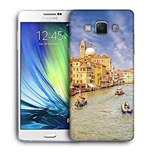Snoogg Dirty Water Designer Protective Phone Back Case Cover For Samsung Galaxy ON5