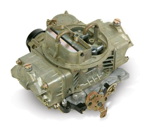 Holley 0-9015-1 Model 4160 Marine 750 Cfm Square Bore 4-Barrel Vacuum Secondary Electric Choke New Carburetor