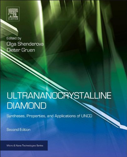 Ultrananocrystalline Diamond: Synthesis, Properties And Applications (Micro And Nano Technologies)