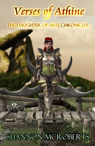 Book: Verses of Athine (The Daughter of Ares Chronicles) by Shannon McRoberts