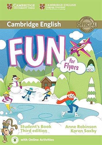 fun-for-flyers-students-book-with-audio-con-e-book-con-espansione-online-per-la-scuola-media