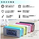 STARDUST シンプルデジタルクロック 置時計(ブルー) SD-SDCLOCK-BL