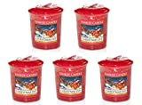 Yankee Candle - 5 Christmas EVE Votive Samplers