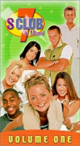 S-Club-7 in Miami 1 [VHS]