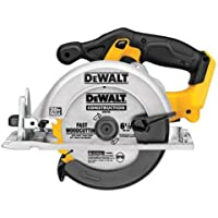 Dewalt DCS391B 20-Volt MAX Li-Ion Circular Saw (Tool Only) (Yellow)