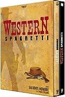 Saludos Hombre - Coffret Western Spaghetti [inclus 1 livre]