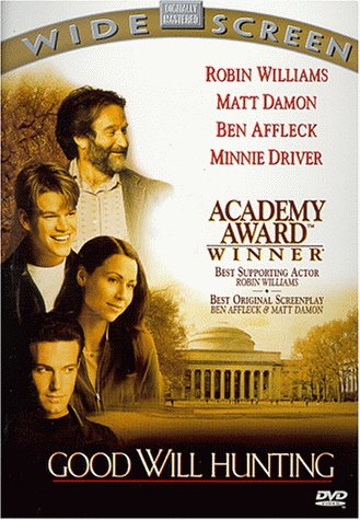 Cover art for  Good Will Hunting