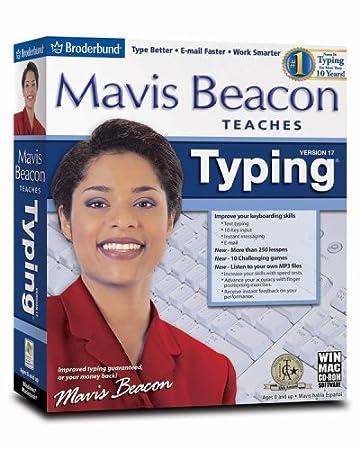 Mavis Beacon Teaches Typing 17 Standard [Old Version]