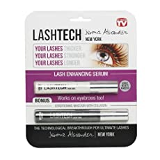 JML JEROME ALEXANDER EYE LASH TECH MASCARA VOLUME LENGTH LASHTECH SERUM MAKEUP
