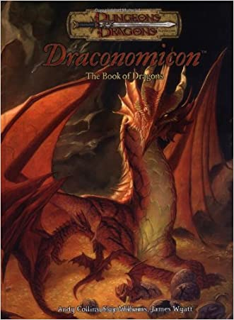 Draconomicon: The Book of Dragons (Dungeons & Dragons)