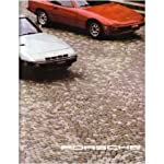 1980 Porsche 911 914 928 Sales Brochure Literature Book Options Specifications