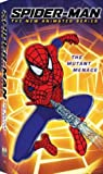 Spider Man The New Animated Series, Vol. 1 - The Mutant Menace [VHS]