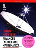 Advanced Engineering Mathematics, 8th Edition (0471154962) by Erwin Kreyszig