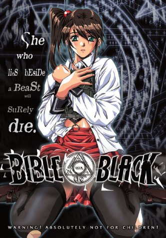 BIBLE BLACK 01 (DVD MOVIE)