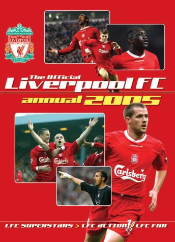 The Official Liverpool FC Annual (Annuals)