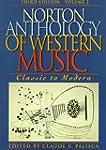 Norton Anthology of Western Music: Cl...
