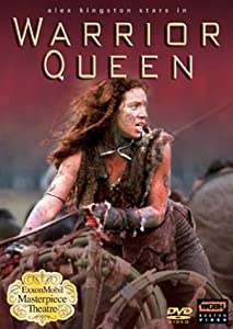 "Cover of ""Warrior Queen"""