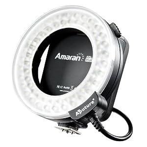 Lampe circulaire Aputure Amaran Halo AHL-C60 pour Canon